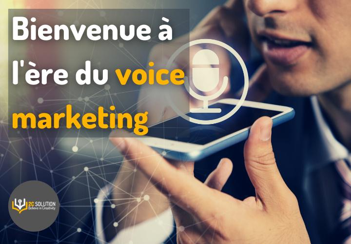 L'ère du voice marketing approche !