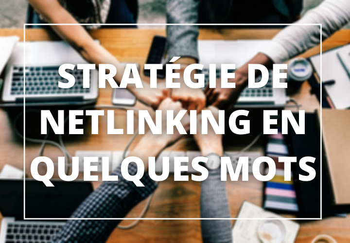stratégie netlinking